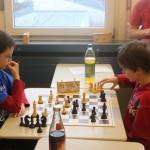 Tim Gresch konnte vier Partien gewinnen
