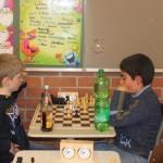 Sebastian Lenz holte in seinem ersten Turnier zwei Punkte
