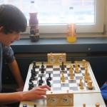 Simon Drechsel holte gegen den Turniersieger Kirill Myagkov ein Remis und wurde Siebter