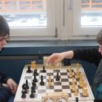 Ralf Pröbster spielte sein erstes Turnier und gewann eine Partie