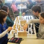 Eva Schilay sicherte sich mit einem starken Schlussspurt den Sieg in der Mädchenwertung