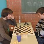 Kevin Beesk spielte sein bestes Turnier, musste sich nur Florian Walter geschlagen geben und gewann die U18!