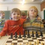 Mit 5 Jahren die jüngsten Teilnehmer