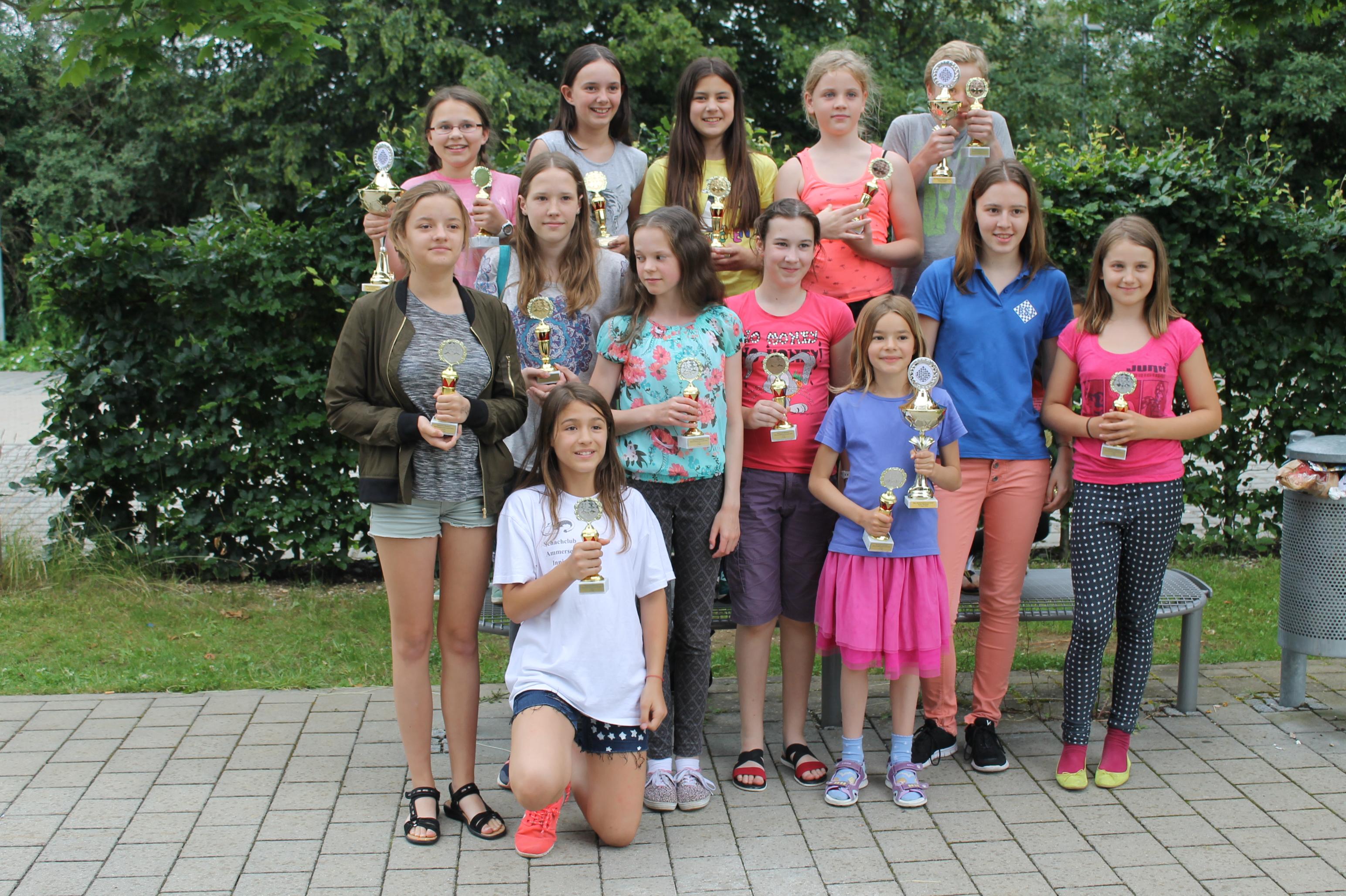 Bayerische Mädchenpower